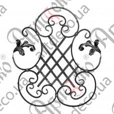Розетка 715х640х14х7 - изображение