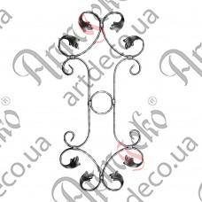 Розетка 790х370х12х6 вальц. - изображение