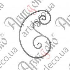 Розетка 550х360х12 невальц. - изображение