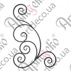 Розетка 900х610х12 вальц. - изображение