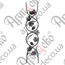 Розетка 1000х220х12 лоза - изображение