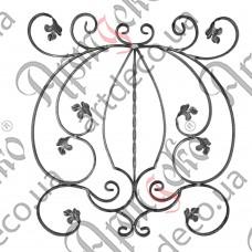 Rosette 850х770х14х7 - picture