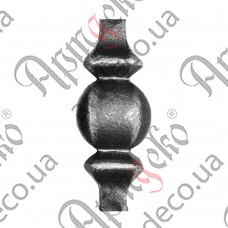 Сердцевина 80х35х12 квадрат - изображение