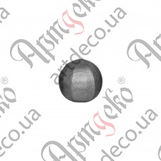 Textured sphere 15 - picture