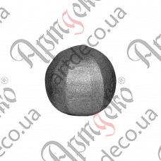 Textured sphere 35 - picture