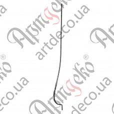 Стойка гнутая 950х25х210х10 вальц. - изображение