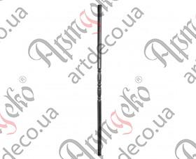 Стойка из трубы 1000х25х2 - изображение