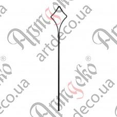 Baluster 950х140х12/12х6 - picture