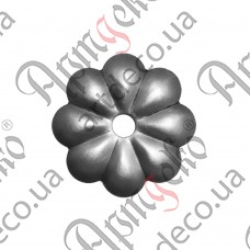 Flower 60x1,2x10 - picture