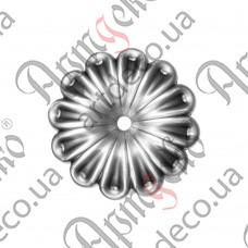 Flower 120x2х10 - picture