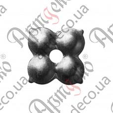 Flower 45x1,5х8 - picture
