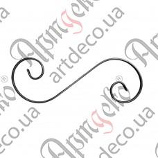 Scroll S 400х135х10х5 - picture